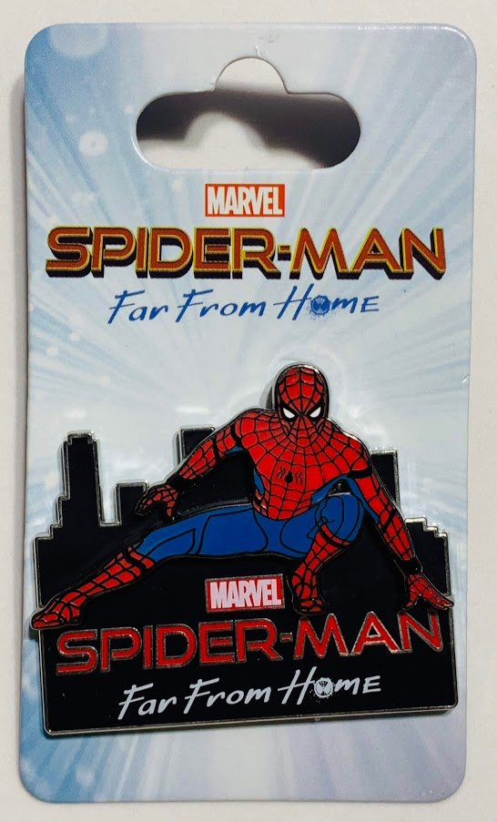 New Spider-Man Far From Home Pins Spotted At Walt Disney World