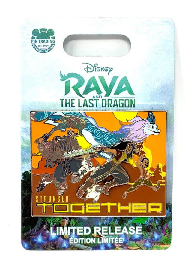 Raya and the Last Dragon Limited Release Disney Pin